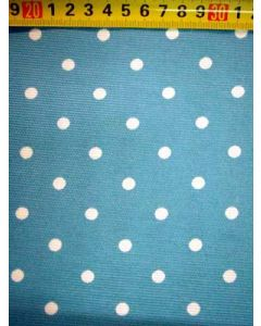 Canvas BB-stip aqua