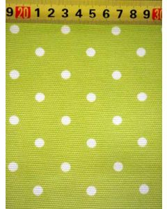 Canvas BB-stip lime