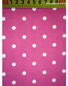 Canvas BB-stip pink