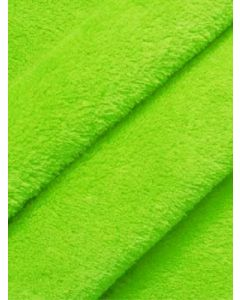 Wellness fleece lime